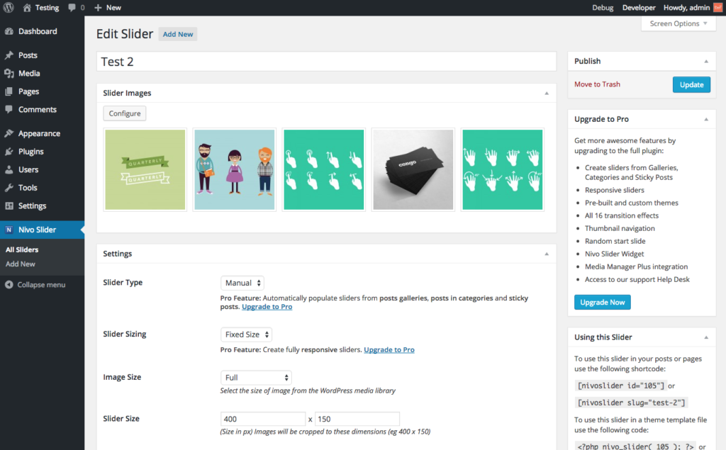 Nivo Slider SEO WordPress Plugin